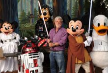 george lucas- disney basekeepers